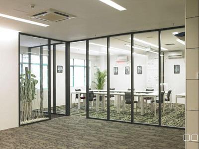 土桥安装玻璃门土桥安装玻璃隔断