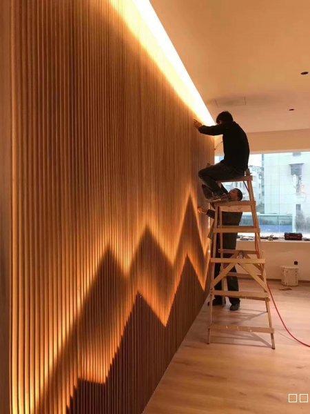 定制铝单板慕墙,铝方通等铝制品